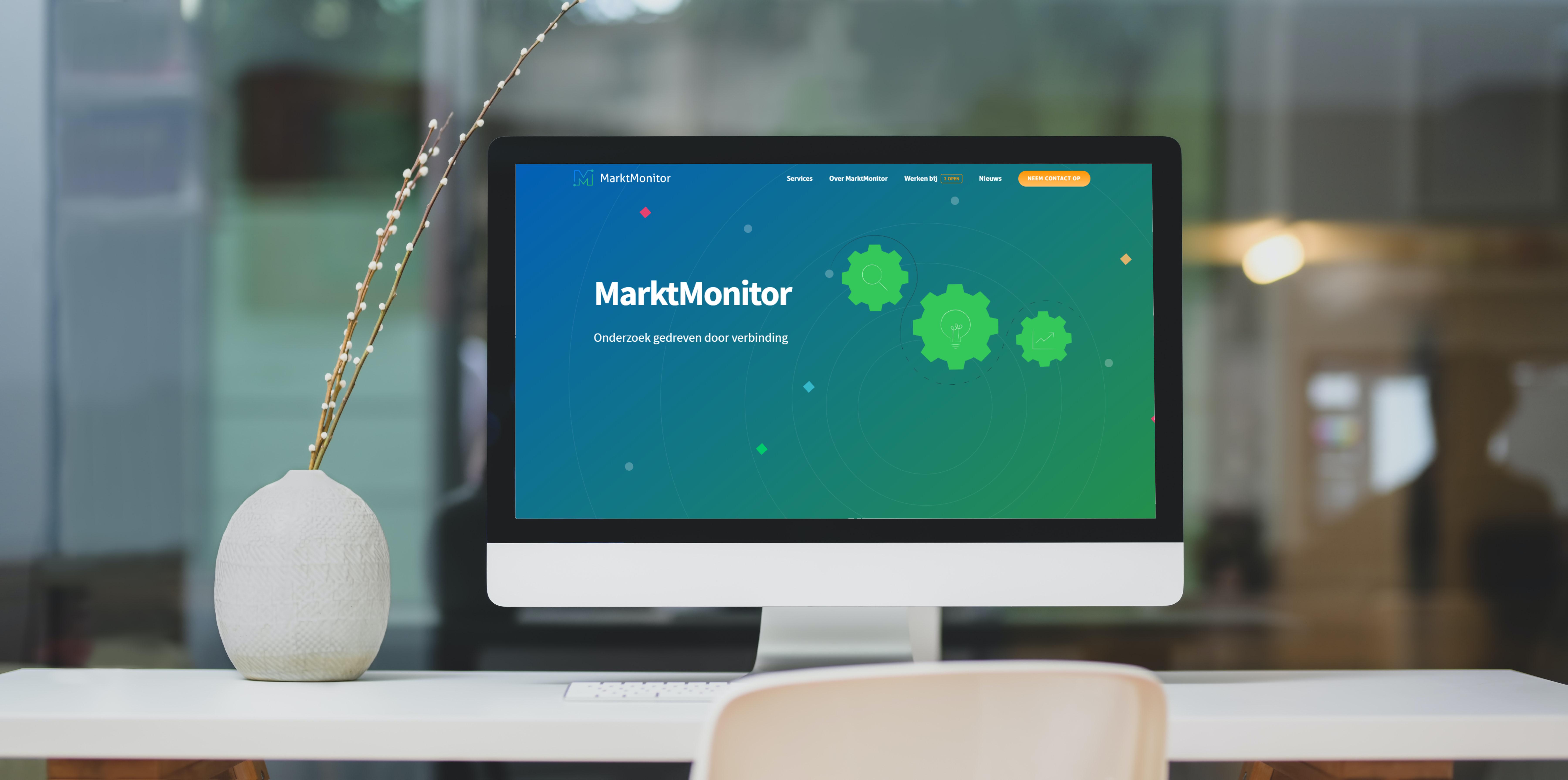 MarktMonitor website